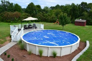 Best Above Ground Pool Covers 2021: Safety, Quality and Durability Reviews 3