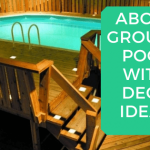 30+ Awesome Above Ground Pool with Deck Ideas (With Pictures)