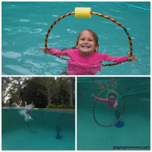 Underwater Obstacle Course