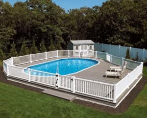 Backyard Haven Deck