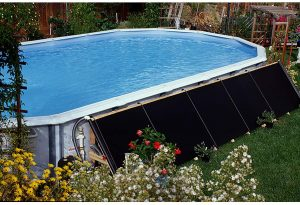 the best above ground pool heater