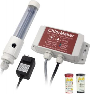 ControlOMatic ChlorMaker Saltwater Chlorine Generation System