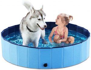 Jasonwell Foldable Dog Bath Pool