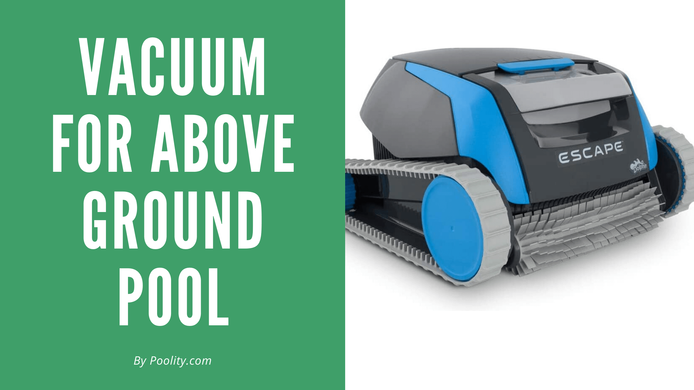 10 Best Automatic Vacuum For Above Ground Pool 2021 1
